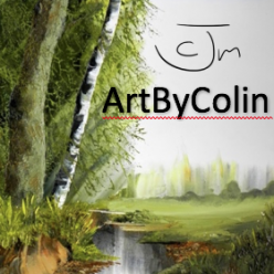 ArtByColin – Landscape Artist and Framer