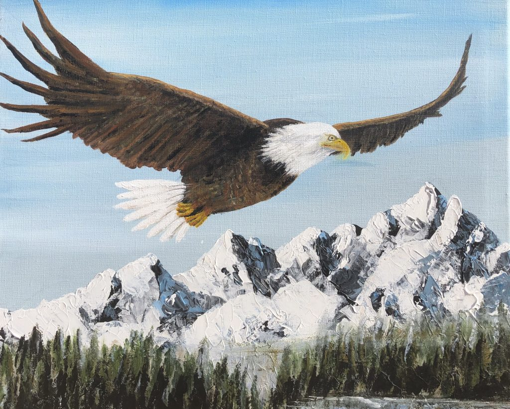 #074 - They will soar on wings like eagles